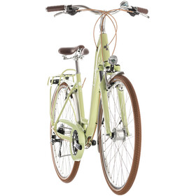 Cube Ella Ride Lav indstigning Damer, green'n'white